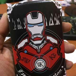 Powerbank 13000mph - Ironman Design