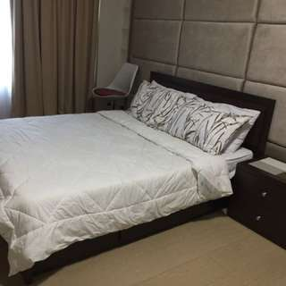 EASTWOOD CITY fully Furnished Studio For Rent