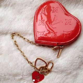 LV Limited Edition Valentines Coin Purse
