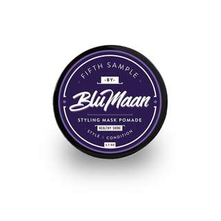 Fifth Sample by BluMaan: Styling Mask Pomade