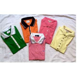 AUTHENTIC POLOSHIRTS