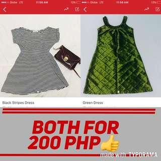 Dress (Both)
