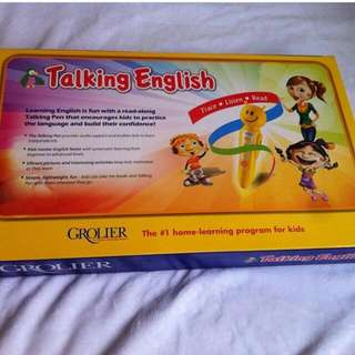Groilers Talking English