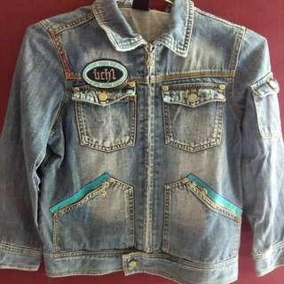 Jaket Jeans Best Club