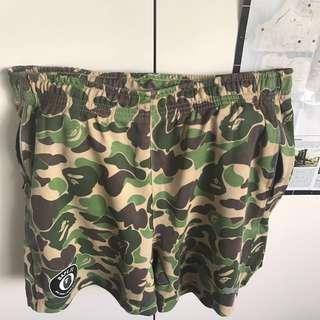 Puma X Bape FC Shorts XL
