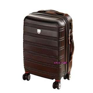 (全新)ROOTS 限量 19吋經典四輪旅行箱 / 行李箱.拉桿箱 / TSA海關鎖商務登機箱