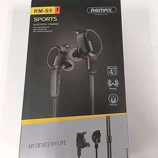 Remax RB-S5 Wireless Bluetooth Headset
