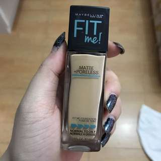 Maybelline Fit Me Foundation #128