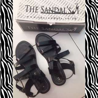 Flat Shoes The Sandals