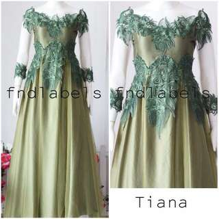 Fnd_labels Tiana Series