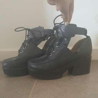 Tony Bianco Cut Out Boots