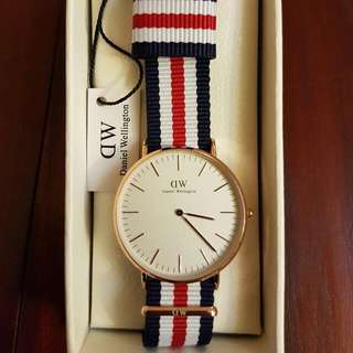 Daniel Wellington 36mm Rose Gold Watch