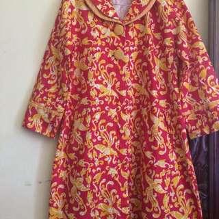 Dress Batik M