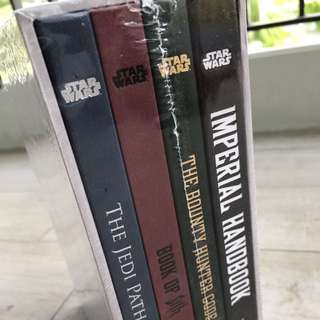 Star Wars Secret Of The Galaxy Deluxe Boxed Set - 4 New Books