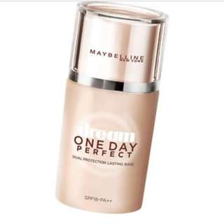 Maybelline Dream One Day Perfect