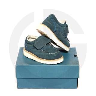 Sepatu Hush Puppies Clayton (Kids) Original Size 22