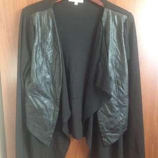 Black Cardigan/jacket