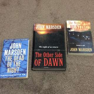 John Marsden Bundle