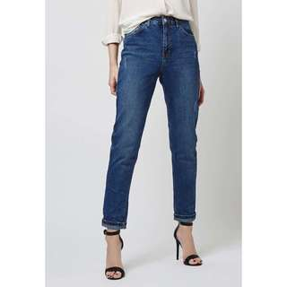 TOPSHOP Moto Mom Jeans