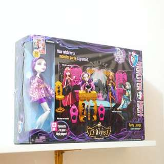 Monster High Party Lounge