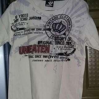 #BARTER Baju Putih Size M