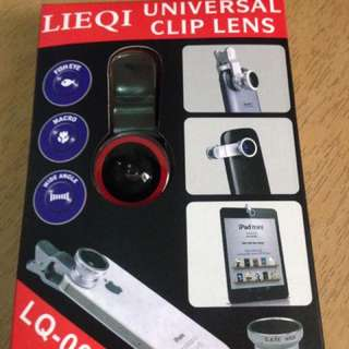 LIEQI Universal Clip Lens