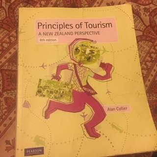 Principles Of Tourism Textbook