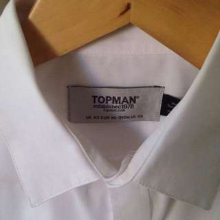 ORIGINAL Topman Shirts