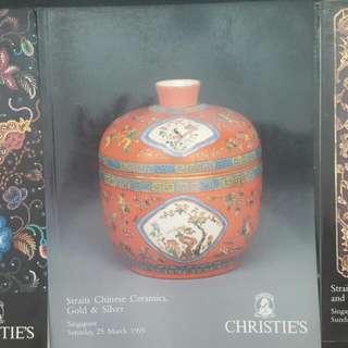Christie''s Auctions Copies