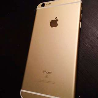 iPhone 6s Plus 128GB Gold For Quick Sale $550