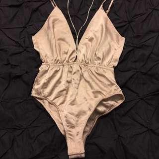 Meshki Bodysuit Size S