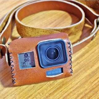 GoPro Hero5 Leather Case