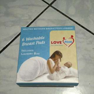 New Carter's Baby Washable Breast Pad