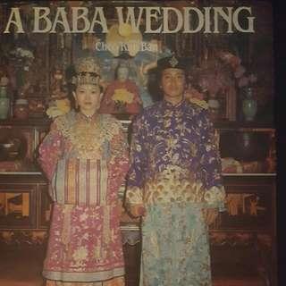 A Baba Wedding By Cheo Kim Ban