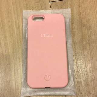 全新Clight補光手機殼iPhone 6s Plus