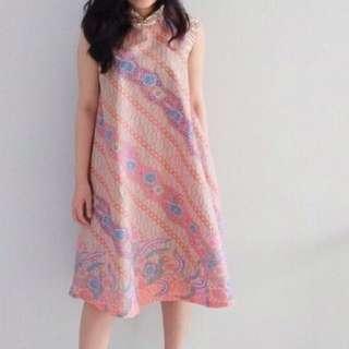 Kimani Dress By DXF Batik