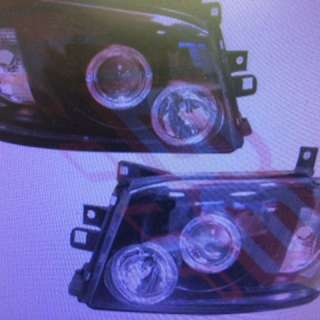 Toyota Hiace Aftermarket Head Lights