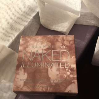 Urban Decay Illuminated Highlighter