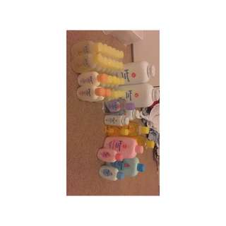 BRAND NEW JOHNSONS BABY ITEMS