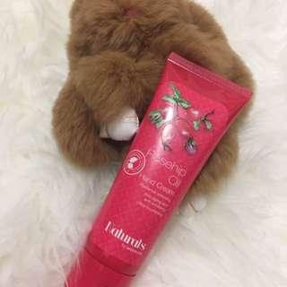 Naturals Hand Cream (Rose Oil)