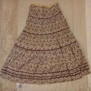 Satch Midi Skirt
