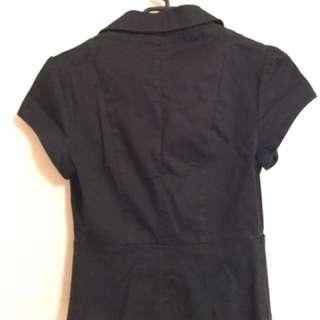 Jacqui-e Short Sleeve Blazer
