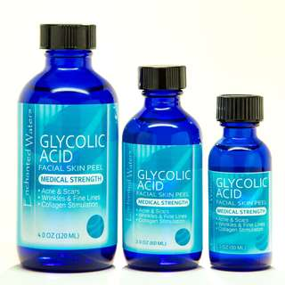 Glycolic Acid Skin Peel (10%-20%)