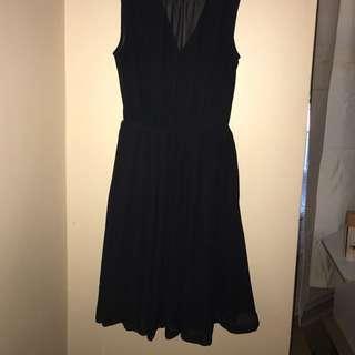 HnM Black Dress