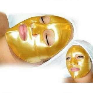 Gold Bio-Collagen mask