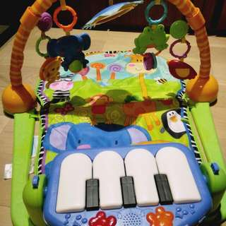 Fisher Price Piano Gym