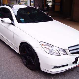 BENZ E250 coupe