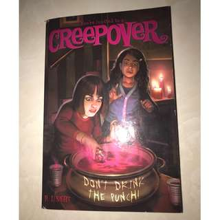 Creepover #11 - Don't Drink the Punch