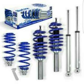 Audi JOM aftermarket coilover coil over audi A4 A5