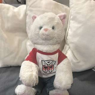 Build A Bear Kitty Kat